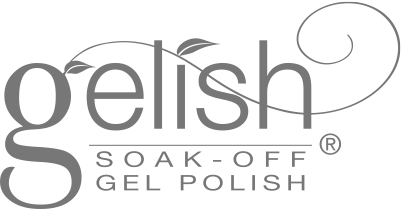 Gelish Logo for Manicure and Pedicure